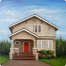 Commissioned house painting from photo